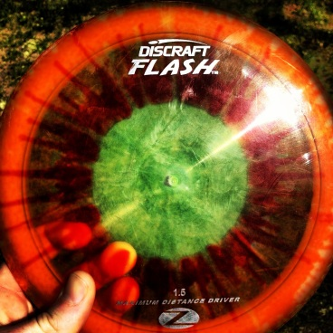 Discraft Flash Z plastic